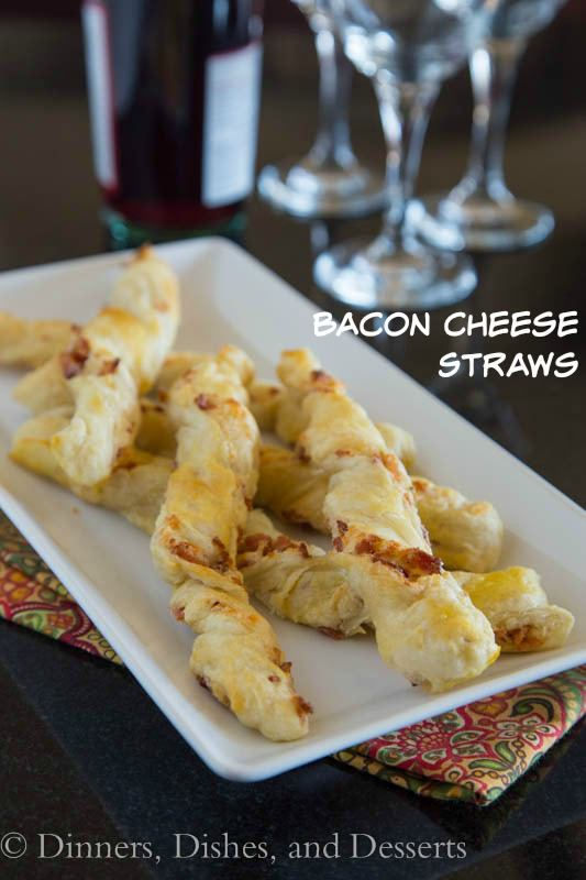 Bacon Cheese Straws