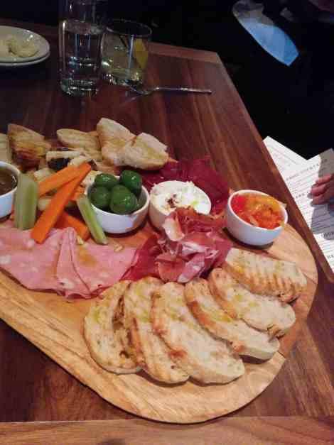 RARE Italian Fort Collins - Antipasti Platter