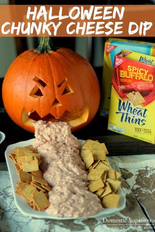 Halloween-dip