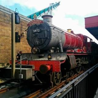 Universal Studios Orlando - Hogwarts Express