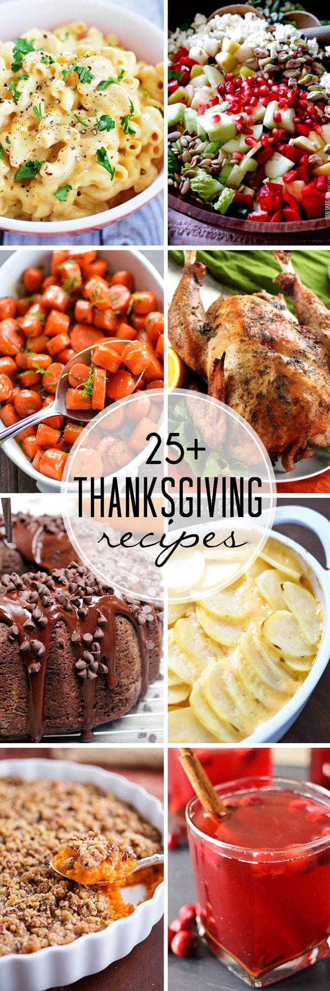 25 Thanksgiving Recipes That Skinny Chick Can Bake