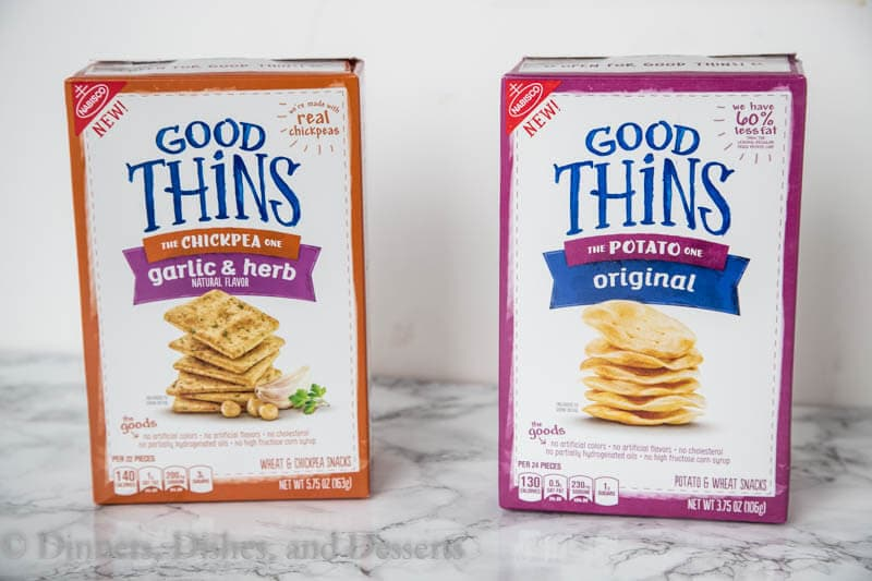 GOOD THiNS Snacks - Snacking just got more fun! Great ingredients and something you can feel good about giving your kids or eating yourself.