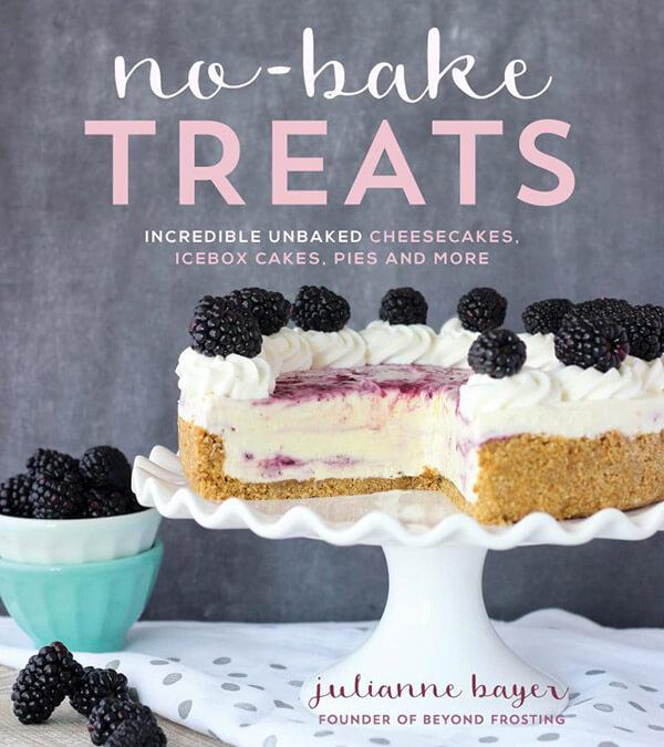 No Bake Treats Book Review