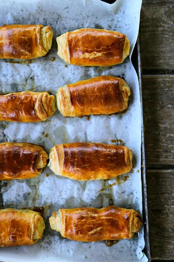 Pain Au Chocolat {Foodie with Family}