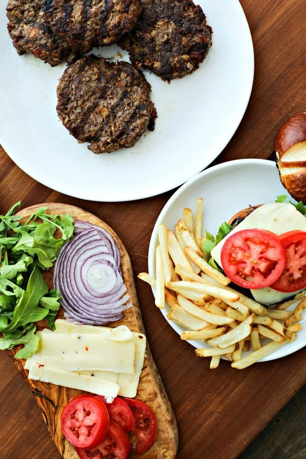 Filthy Burgers {Foodie with Family}