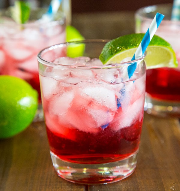 Dinners Cranberry Lime Vodka Dishes And - Desserts With