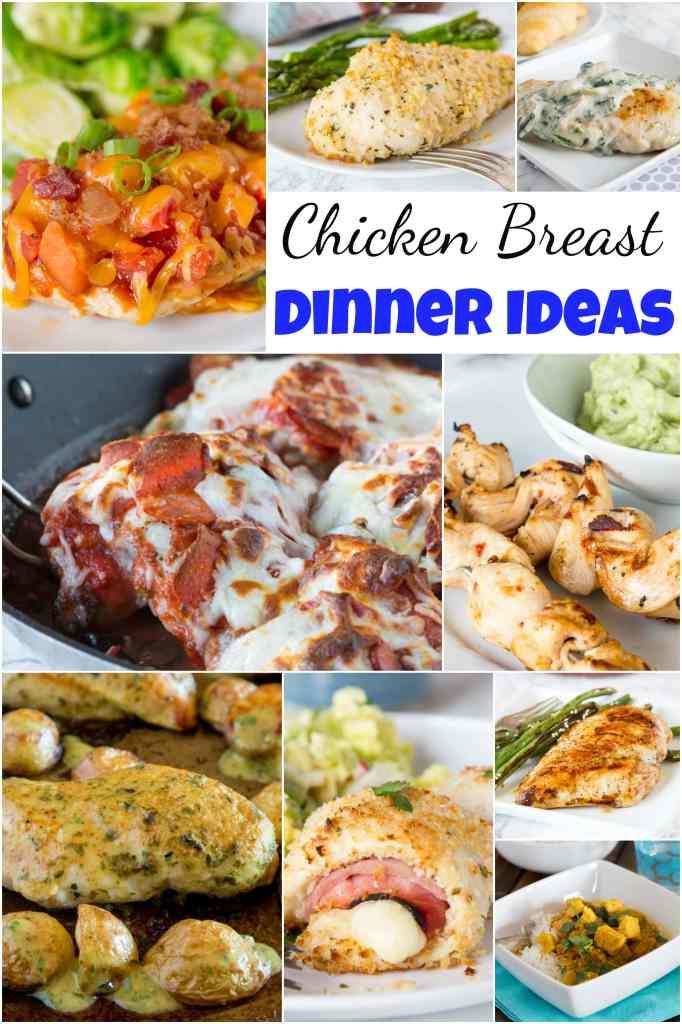 Chicken Breast Dinner Ideas
