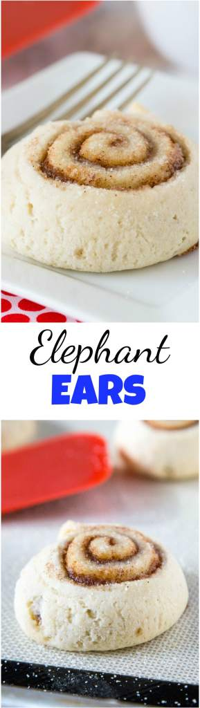 elephant ears collage