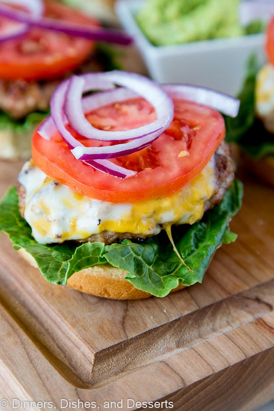 How to make turkey burgers without a grill