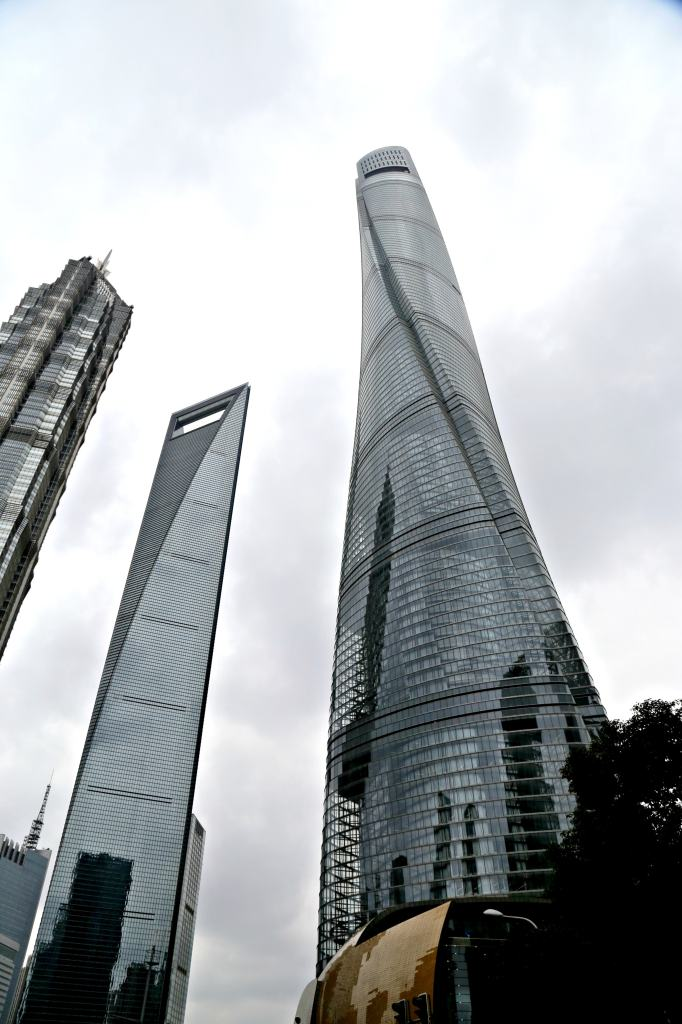 10 Things to do in Shanghai - Headed to China?  Wonder what to do in Shanghai?  Here are our 10 favorite things to do in Shanghai. Pudong Sky scrapers