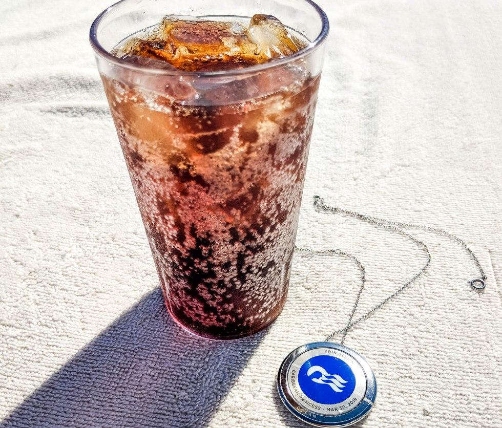 Ocean Medallion drinks delivered