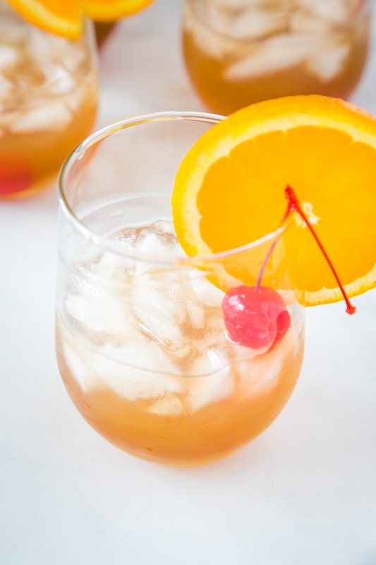 Easy amaretto sour recipe