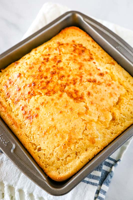 Sourthern Style Cornbread that is perfect for anything