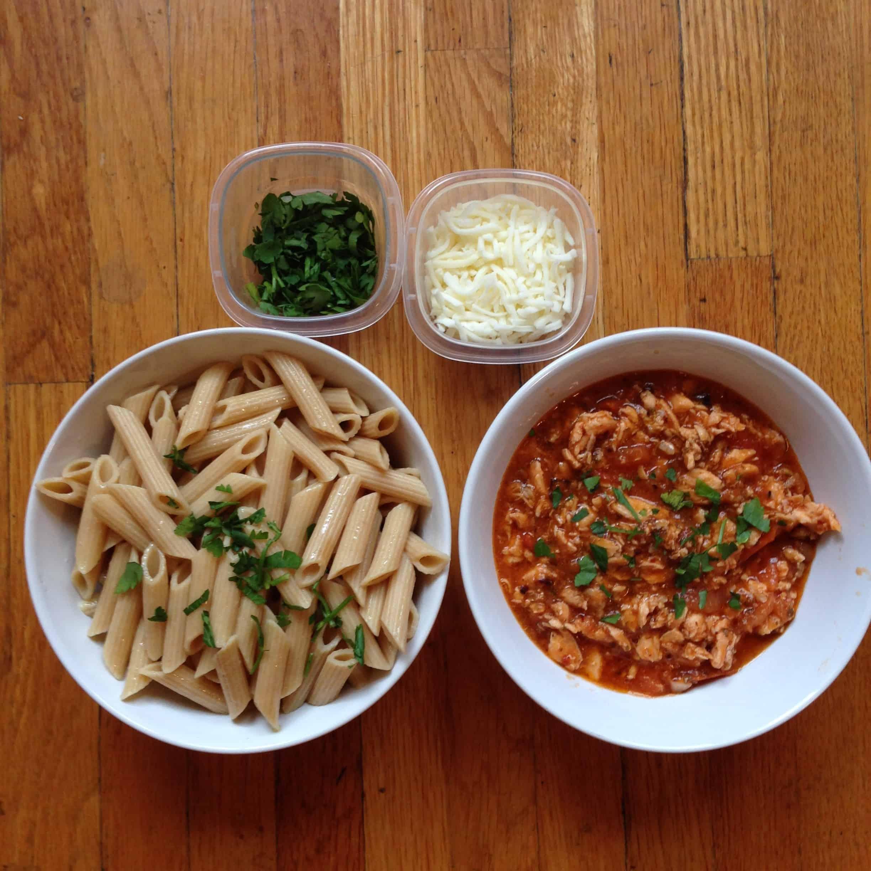 Salmon pasta tomatoes recipes