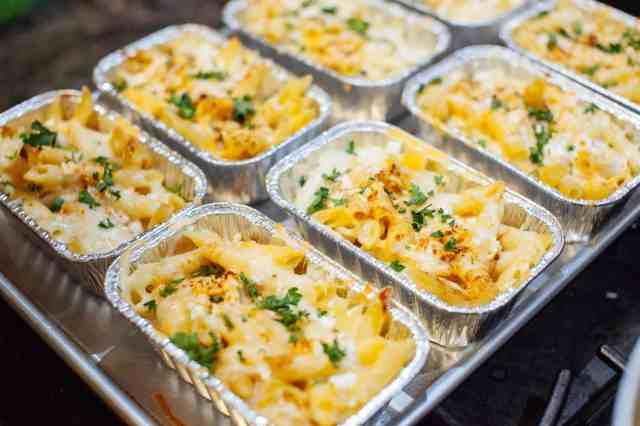 Sweet Potato Mac and Cheese