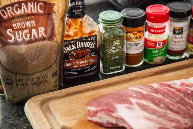 Jack Daniel BBQ Ribs