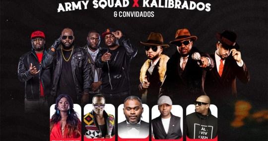 Army Squad e Kalibrados