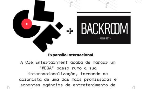 Clé é a mais nova accionista de uma das maiores agências de entretenimento de Portugal