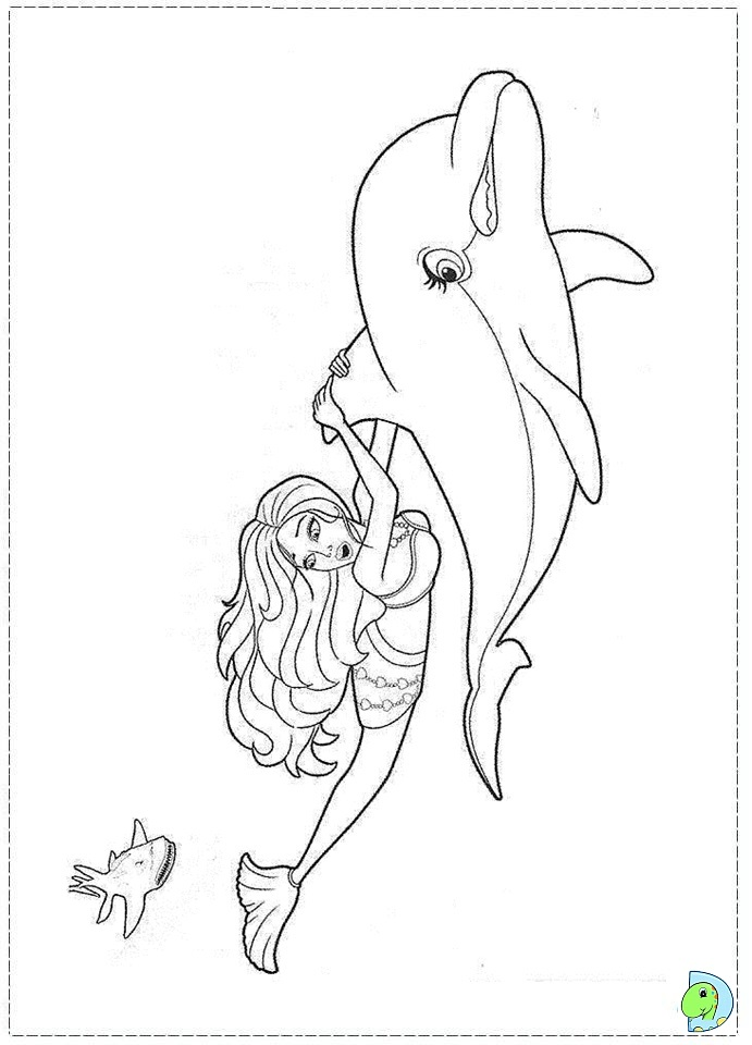 barbie mermaid tale pic 16 coloring pages ariel coloring pages