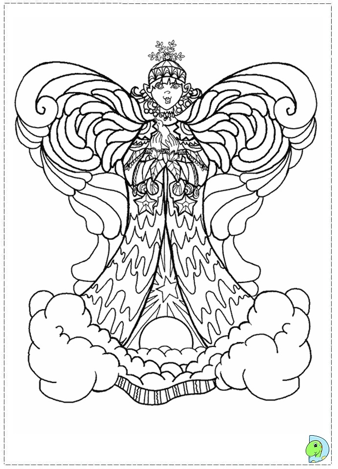 christmas angel coloring pages angel coloring page christmas