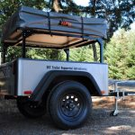 Jeep Trailer Racks Dinoot no weld trailer rack