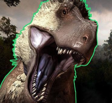 dinosaur video game