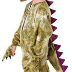 Dinosaurier - Kinder-Kostüm - Medium - 128cm - (6-8 Jahre) - 1