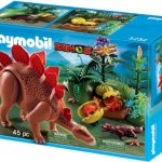 PLAYMOBIL 5232 - Stegosaurus mit Nest - 1