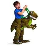 Kinder verkleiden Reitkostüm Dinosaur Abendkleid 3-7 Jahre - 1