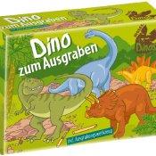 Moses 40145 - Dinos zum Ausgraben vier verschiedene Arten - 1