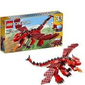 Lego Creator 31032 - Kreaturen, rot - 1