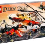 Lego 7298 - Dino Team Helikopter