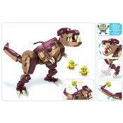 Mega Bloks Minions – Movie Dino-Ritt - 1