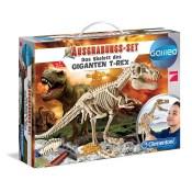 Galileo - Ausgrabungs-Set, Das Skelett des Giganten T-Rex