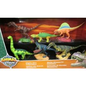 Animal Zone - Dinosaurier-Kollektion, 6-tlg. - 1