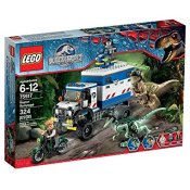LEGO Jurassic World 75917 - Raptor-Randale