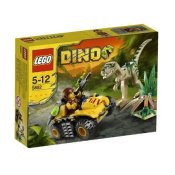 Lego 5882 Dino Ambush Attack by ConstructivePlaythings by Constructive Playthings - 1