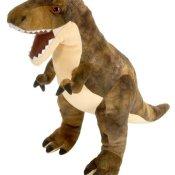 Wild Republic 13767 - Dinosauria Plüsch T-Rex, 38 cm