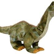 Wagner 4512 - Plüschtier Dinosaurier Brontosaurus - 55 cm gross - Dino Brontosaurier
