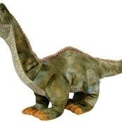 Wagner 4502 - Plüschtier Dinosaurier Brontosaurus - 81 cm gross - Dino Brontosaurier