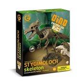 Geoworld 23211282 - Stygimoloch Ausgrabungsset circa 28 cm