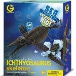 Geoworld 23211398 - Ichthyosaurus Seemonster Ausgrabungsset circa 31 cm