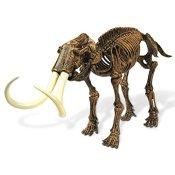Geoworld 23211145 - Triceratops und Mammut Doppelausgrabungsset
