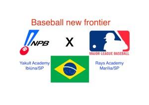 O Brasil no Baseball