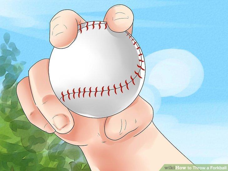 Forkball - arma japonesa no Baseball