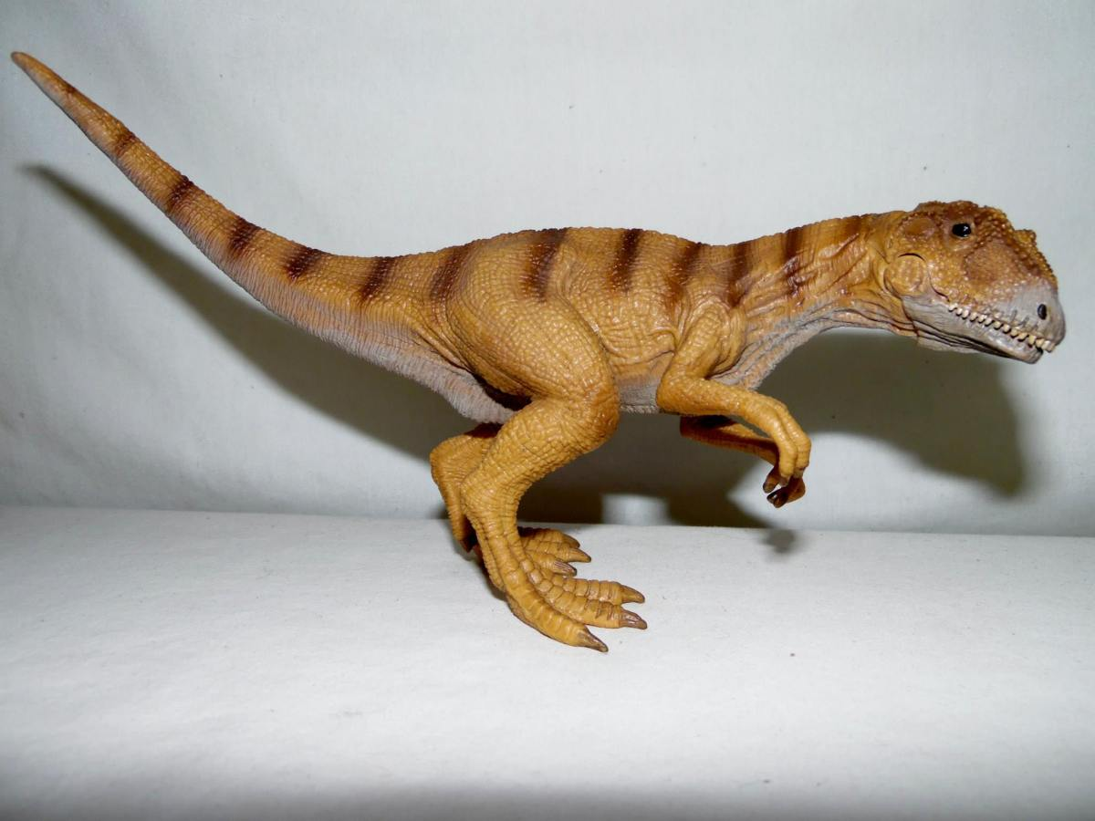 Allosaurus (World of History by Schleich) – Dinosaur Toy Blog Walking With Dinosaurs Allosaurus Toy