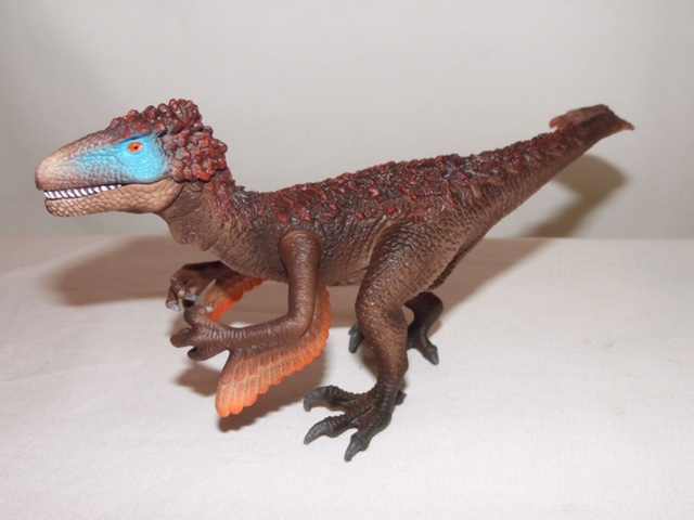 Utahraptor Conquering The Earth By Schleich Dinosaur