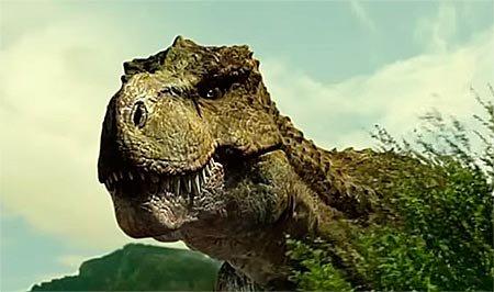 Тарбозавр 3D мультфильм 2011: земля