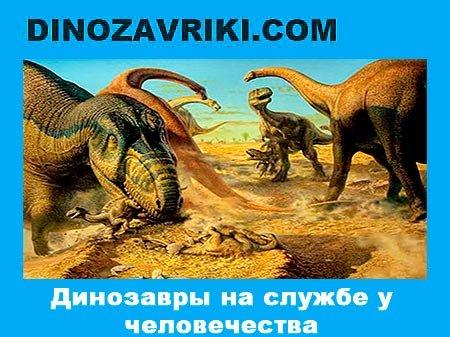 Человек жил во времена динозавров?