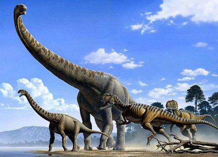 Самый сильный динозавр: Аргентинозавр